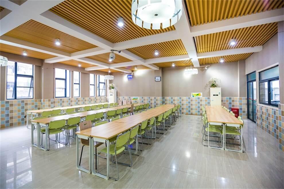 福州西湖国际学校餐厅图集