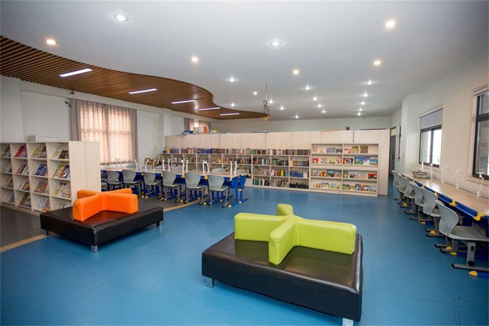 福州西湖国际学校图书馆图集