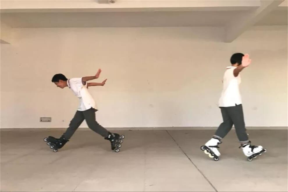 福州阳光国际学校国际部轮滑社图集