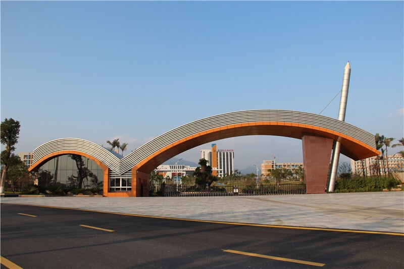 泉州聚龙外国语学校国际班学校风景图集02