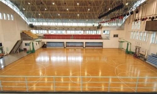 长沙市长郡中学国际部篮球馆图集