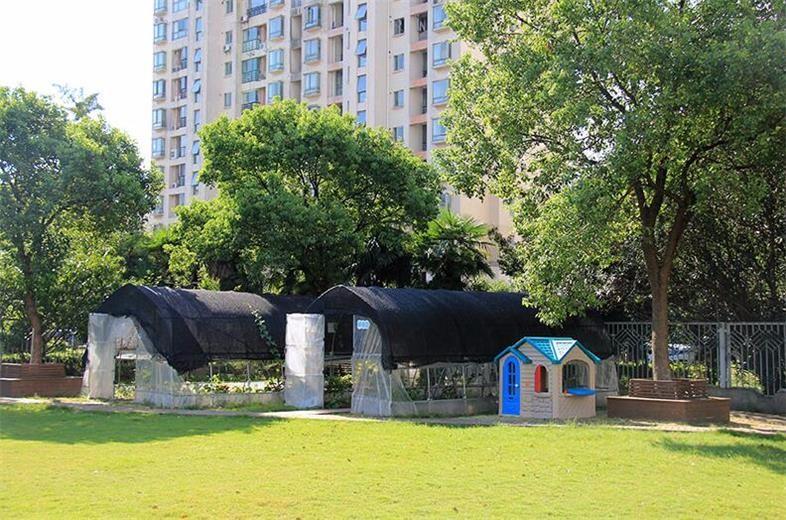 上海耀华国际教育幼儿园校园风景图集