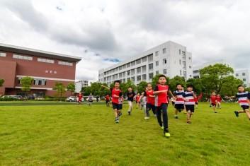 上海更新学校操场图集