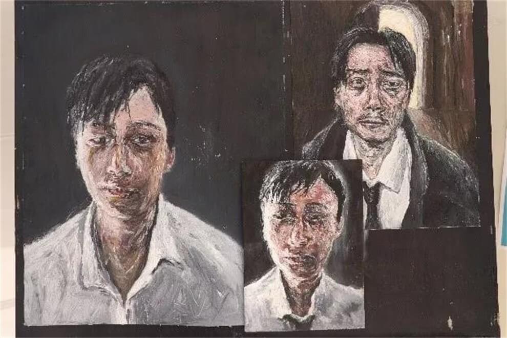 武汉光谷剑桥国际高中美术作品图集