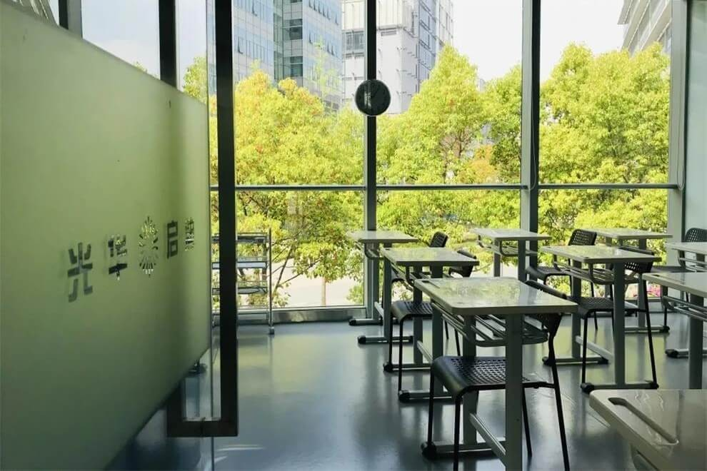 上海光华启迪国际教育学校教室图集