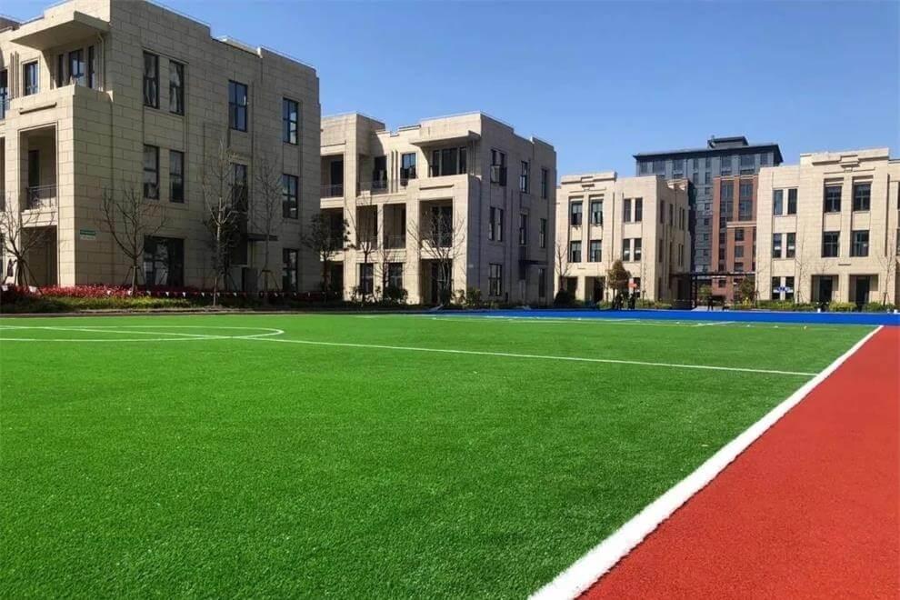 上海光华启迪国际教育学校运动场图集