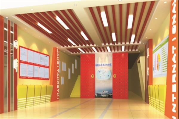 武汉市洪山高级中学国际部硬件设备图集