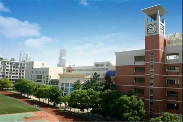 武汉外国语学校国际班校园环境图集