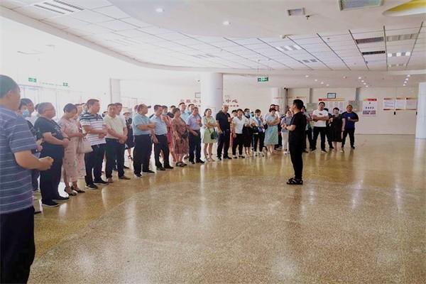 河南师大附中双语国际学校领导考察工作图集