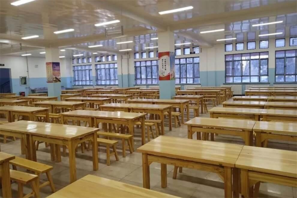 新疆大光华国际学校餐厅图集