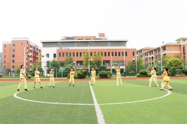 贵阳市花溪碧桂园国际学校体育测试图集