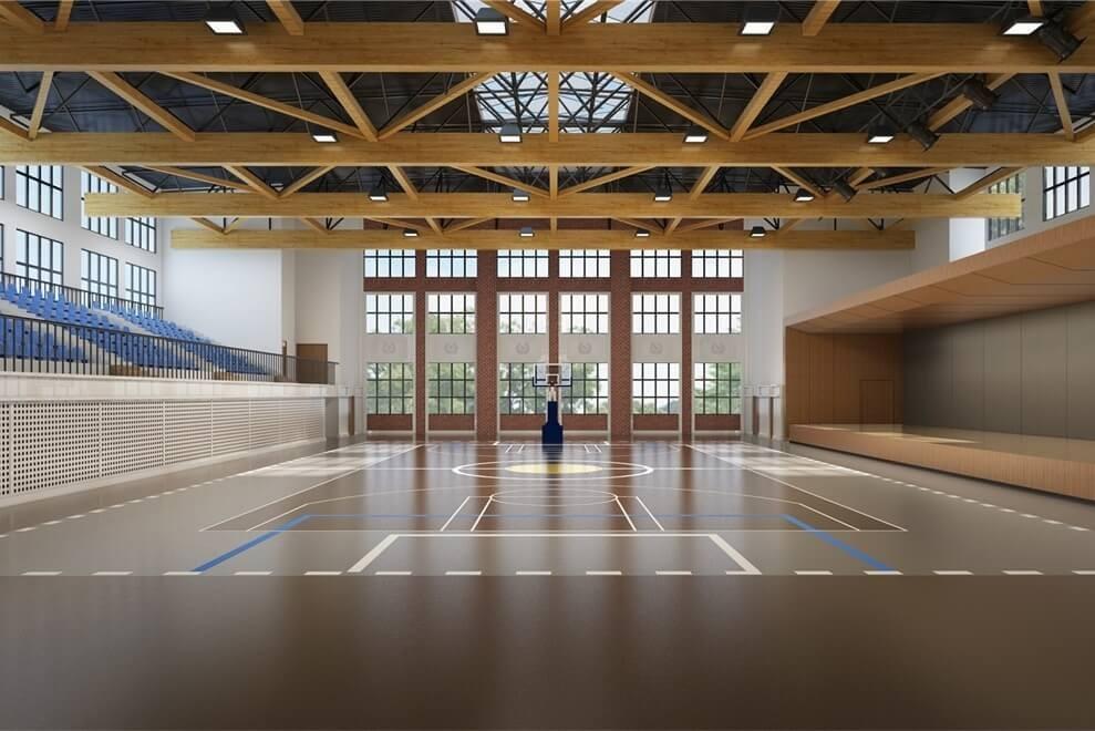 青岛威德明特双语学校体育中心图片01