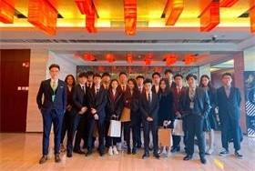 2019年北京创梦模拟联合国春季会议图片