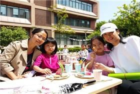 无锡国际学校举办母亲节庆祝活动图片