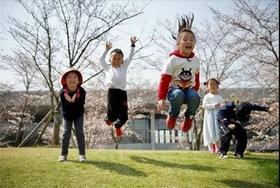 """拥抱春天,放飞绿色——""""春天来了""""主题活动图片"""