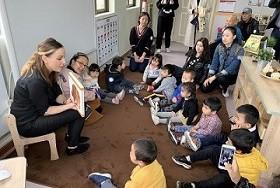 广州加拿大国际学校学前教育部开放日回顾图片