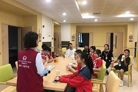 广州加拿大国际学校学生会志愿者活动图片