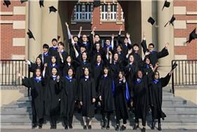 2019年惠灵顿国际学校学生大学录取结果图片