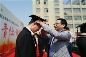 省前中国际分校高三学生十八岁成人仪式图片