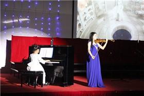 广州耀华小提琴音乐会隆重上演! 图片