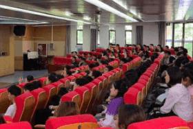 杭外剑高举行毕业校友经验分享会图片