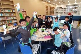 宁波诺德安达学校愉悦的阅读体验图片
