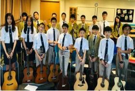 常州威雅公学实验学校举行夏季学期独奏会图片