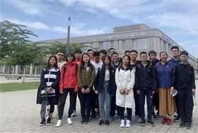 北京新亚学校学子德国游学活动图片