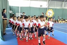 北实外幼儿园部亲子运动会、游园会图片