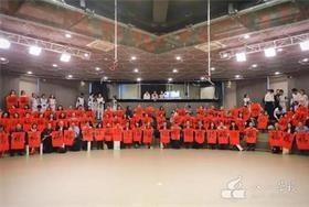 八一国际部传承中国文化活动图片