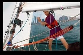 青岛孔裔国际公学:御浪者,风!图片