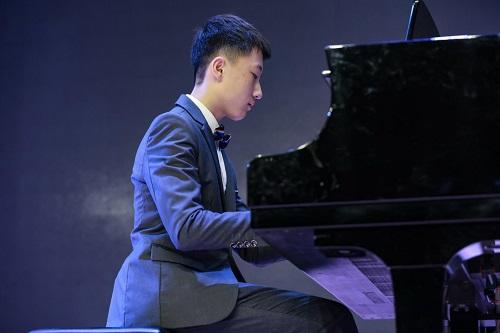 演奏者:Leon Gao(Grade 7)