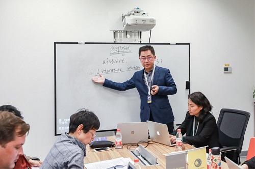 北京海淀凯文学校李永远校长